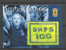 Namibia - 100 Jahre Deutsche Höhere Privatschule Block 72 postf. 2009 Mi. 1320