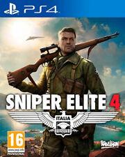 Sniper Elite 4 Ps4 (Entrega Hoy ↓↓)