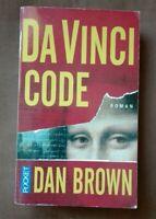 Da Vinci code Dan Brown français