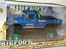 GREENLIGHT 1974 FORD F-250 PICKUP MONSTER TRUCK BIGFOOT 1/43 86097 CHASE VERSION