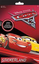 295+ Disney Pixar Cars 3  Sticker Book  Party Favors Teacher Supply
