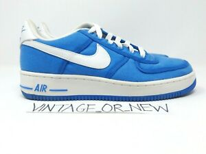air force 1 azul