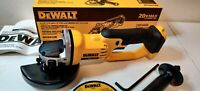 "Dewalt DCG412 20V Cordless Battery Angle Grinder 4 1/2"" 20 Volt MAX Cut-Off"