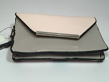 Girls Wallet And Mobile Phone Holder Cream Taupe