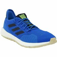Adidas Pulseboost HD SUMMER.RDY Shoes Men's 7.5 BLUE. EE4124