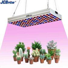 JCBritw LED Grow Light Panel Full Spectrum 100W Pro Grow Lamp for Indoor Plants