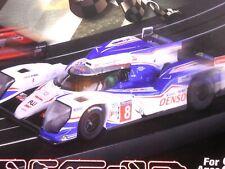 AFX Mega G+ Slot Car HO Toyota Denso Rare Set Only Car #8 New Unopened + Bonus!