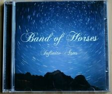 "BAND OF HORSES ""INFINITE ARMS"" UK 2010 13 TRACK COLUMBIA CD ALBUM COMPLIMENTS"