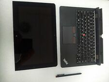 Lenovo ThinkPad Helix 2 M-5Y10 4GB 128GB Ultrabook Pro KB Pen WNTY 30-day