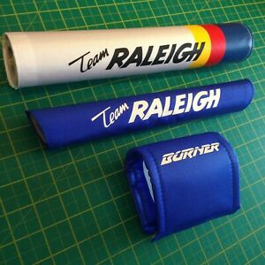 Team Raleigh Burner Padset 'Pro Handlebar' - Old School BMX