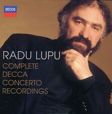 Radu Lupu - Complete Decca Concerto Recordings [New CD] Boxed Set, Reissue