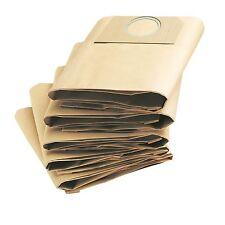Karcher VACUUM BAGS 5 Pcs Durable Suits Wet & Dry German Brand 6.959-130.0