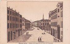 MODENA - Antica - Veduta dell'Ingresso di Porta S. Francesco