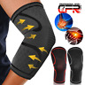 Compression Elbow Support Brace Tennis Golfer GYM Arthritis Arm Bandage Sleeves
