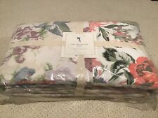 Brand New Pottery Barn Kids Lina Patchwork Quilt Twin Size