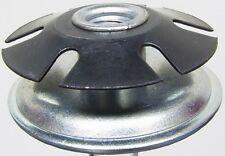"""Oajen metal threaded star type insert, 1"""" OD round tube, 3/8"""" - 16, 20 pack"""