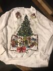Ugly Christmas sweater unisex vintage Size L multiple styles - Vintage not fake