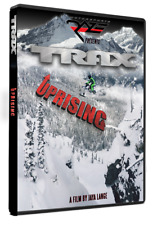 TRAX VOLUME 3 UPRISING SNOWMOBILE DVD NEW