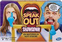 Kids Toys Hasbro Speak Out Showdown Children Game For Girls Boys Xmas Gifts Toy