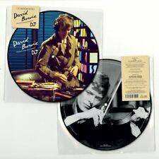 "David Bowie: D.J. 40th Anniversary 7"" Vinyl Single (Picture Disc)"