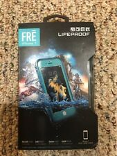 Lifeproof FRE Waterproof Case for iPhone 7 ONLY - Sunset Bay Teal - Brand New