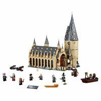 New original LEGO Harry Potter Great hall of Hogwarts 75954