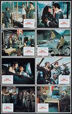 BEFORE WINTER COMES - Set of 8 Original Movie Poster Lobby Cards 1969