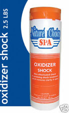 SPA OXIDIZER SHOCK IT Hot Tub Renew 2.5 LB LOW SHIP!