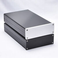 BZ1706C Full Aluminum Enclosure /Preamp Case /Mini  Amp Box /Amplifier Chassis