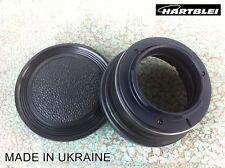 Hartblei Pentacon Six 6 P6 Kiev 60 88CM Lens to Pentax K PK Camera Ring Adapter