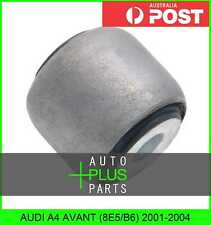 Fits AUDI A4 AVANT (8E5/B6) - Rubber Suspension Bush For Track Control Arm