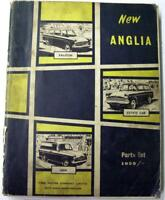 FORD Anglia Saloon, Estate Car, Van 1959 #K004626/762 Spare Parts List
