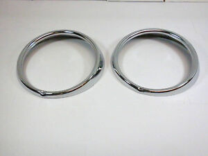 HEADLIGHT RING FITS VOLKSWAGEN TYPE2 BUS TYPE1 BUG TYPE3 THING