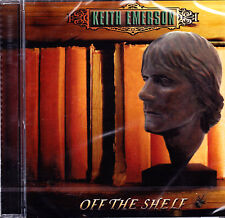 Keith Emerson off the shelf REMASTERED CD NUOVO OVP/SEALED