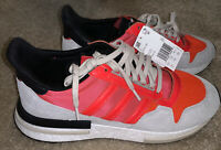 NEW Adidas Originals ZX 500 RM Boost Shoes Solar Sneakers DB2739 NWT  SIZE 14