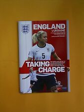 FIFA Women's World Cup Qualifier - England v Ukraine - 8th May 2014