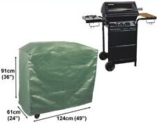 Housse pour barbecue wagon 124x61cm gamme standard