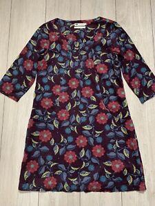 Women's SEASALT WAGTAIL Floral Dress   UK 10   EU 38