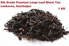 1KG Black Leaf Tea Azerbaijan Lankaran Chay Premium Best Quality Organic Natural