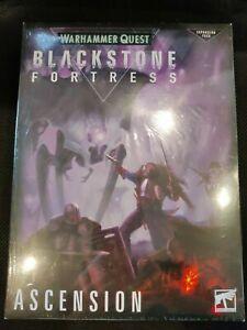 Blackstone Fortress Ascension expansion 40k Warhammer Quest GW New Nib Traitor
