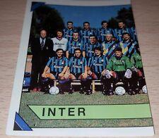 FIGURINA CALCIATORI PANINI 1993/94 INTER SQUADRA ALBUM 1994