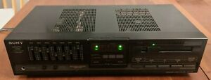 Sony Integrated Stereo Amplifier TA-AX335