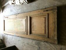 Antique door from Europe 94 x 29 1/4