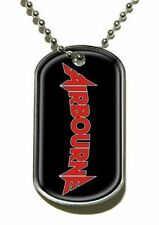 "Airbourne "" Logo "" Dog Tag Kette 200642 #"