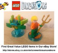 LEGO Dimensions DC Comics Aquaman Fun Pack 71237 - Genuine eBay Seller -