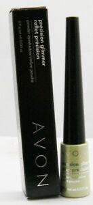 Lot of 12 Avon Precision Glimmer Powder Eyeshadow - Organic Green