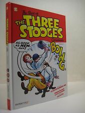 The Best of the Three Stooges Vol. 1 (2012, Graphic Novel/Hardcover)