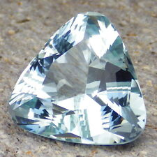 UNTREATED BLUE TOPAZ-NAMIBIA 34.87Ct CLARITY SI2-LIGHT SKY BLUE COLOR-BEAUTIFUL!