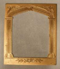 Brass Mat from Daguerreotype Case