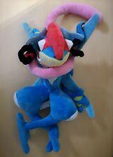 """Brand New 34cm (13"""") ASH GRENINJA Pokemon Plush Soft Toy"""